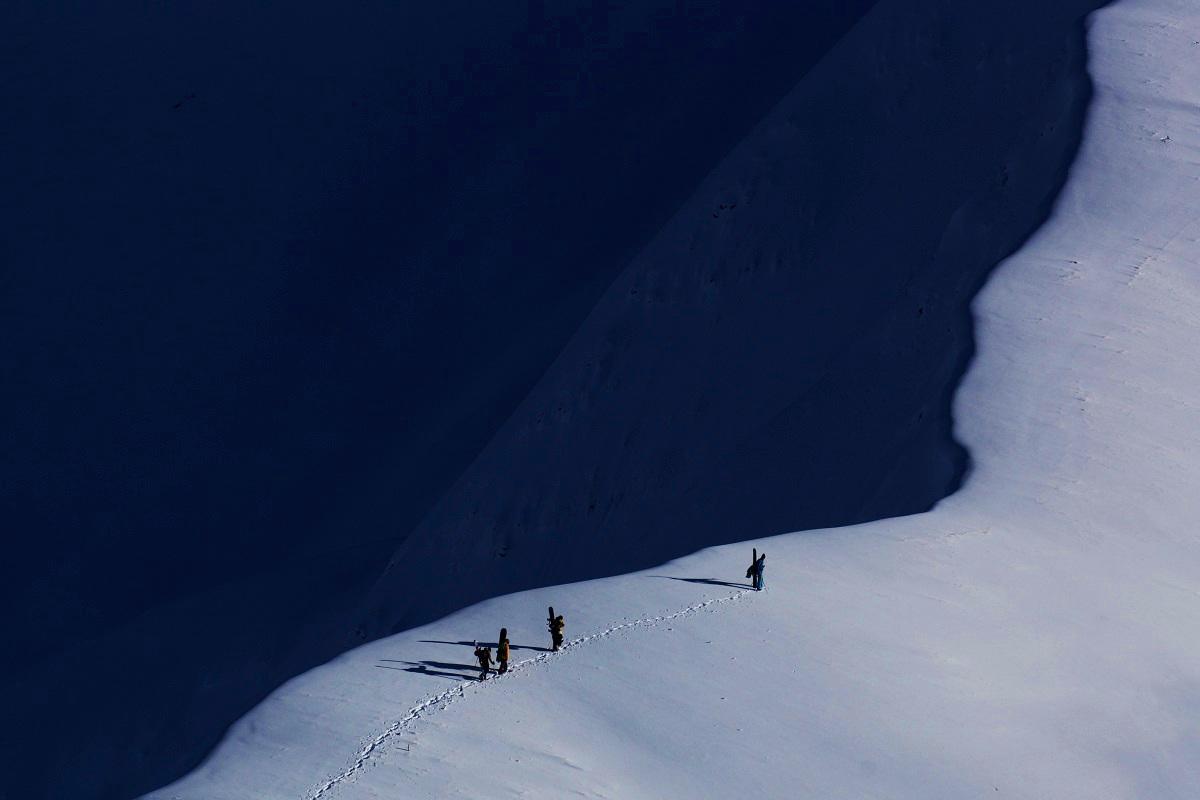 snowboard, backcountry, freeride, tirol,