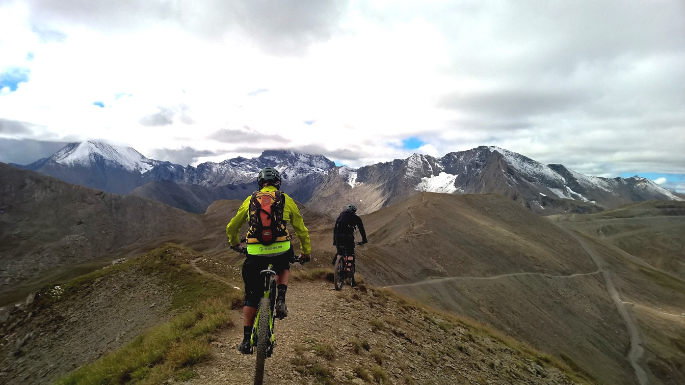 Mountainbike Tour Go Ride Basecamp TirolTrails, Berge,Basecamp, Freeride Tirol